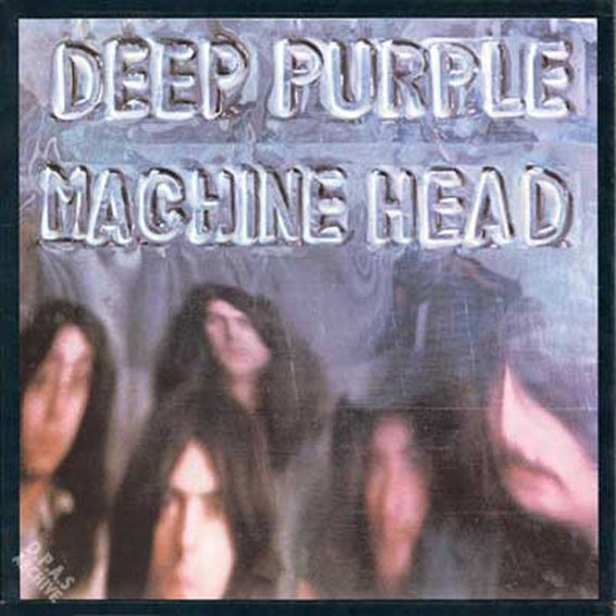 Machine Head - 1972