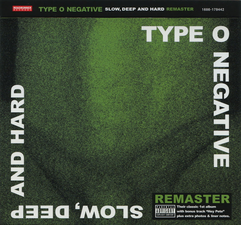Type O Negative - 2008 - Dead Again (Deluxe Edition)