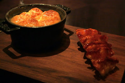 Tipsy cake at Dinner by Heston in London