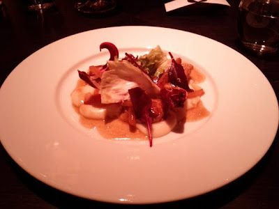 Starter at Dinner by Heston Blumenthal in London