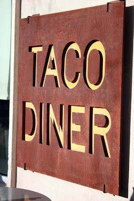Dallas Texas Tex Mex restaurant Taco Diner