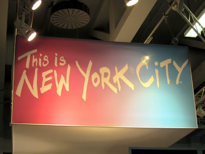 New York City pavilion at the ITB Berlin Travel Trade Show