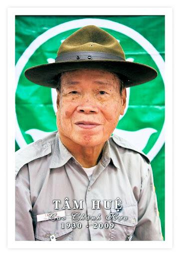 Văn thư tổ chức Đại tường Cố HT Cao Chánh Hựu