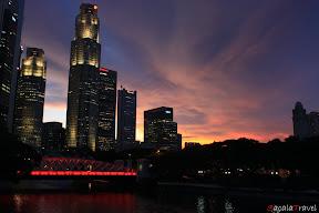 SG sunset