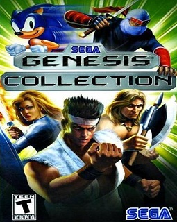 s1 Sega Collection: Genesis and Master System (PC)