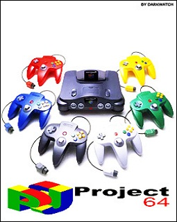 capapjs Project 64   Pack Nintendo 64 (PC)