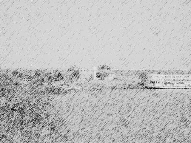 Efeito a Lapis Foto de Epitácio.