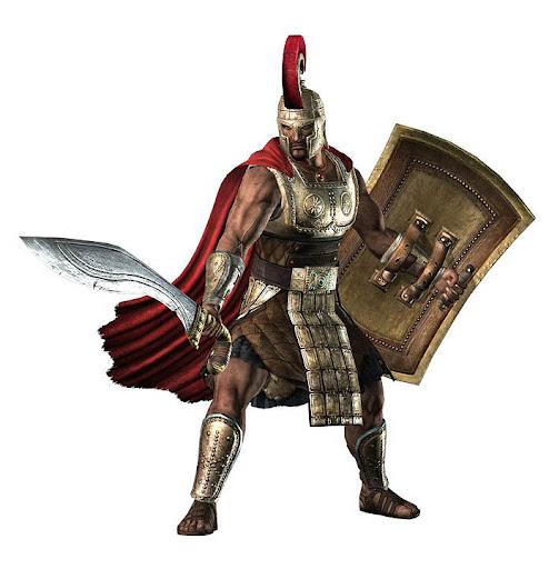 Warriors Legends Of Troy Ps3 Allegro: Warriors : Legends Of Troy - Character Render