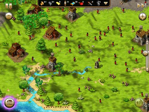 50 geriausių Android strateginiai žaidimai