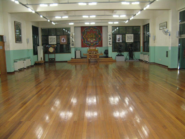 The Sunmudo Training Hall