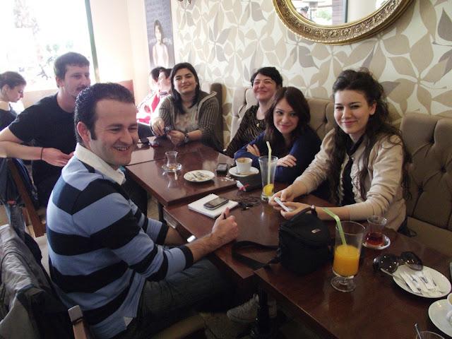 Likemind, Blog Yazarları, Sosyal Medya Uygarlığı ve Foursquare Day Meetup