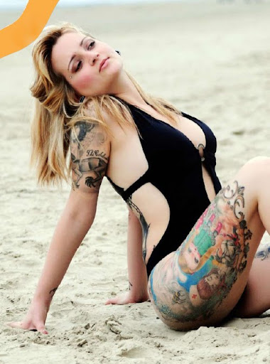 Female Tattoo Gallery - Getting Around Generic Galleries of Tattoos