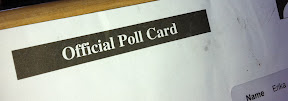 Official Poll Card