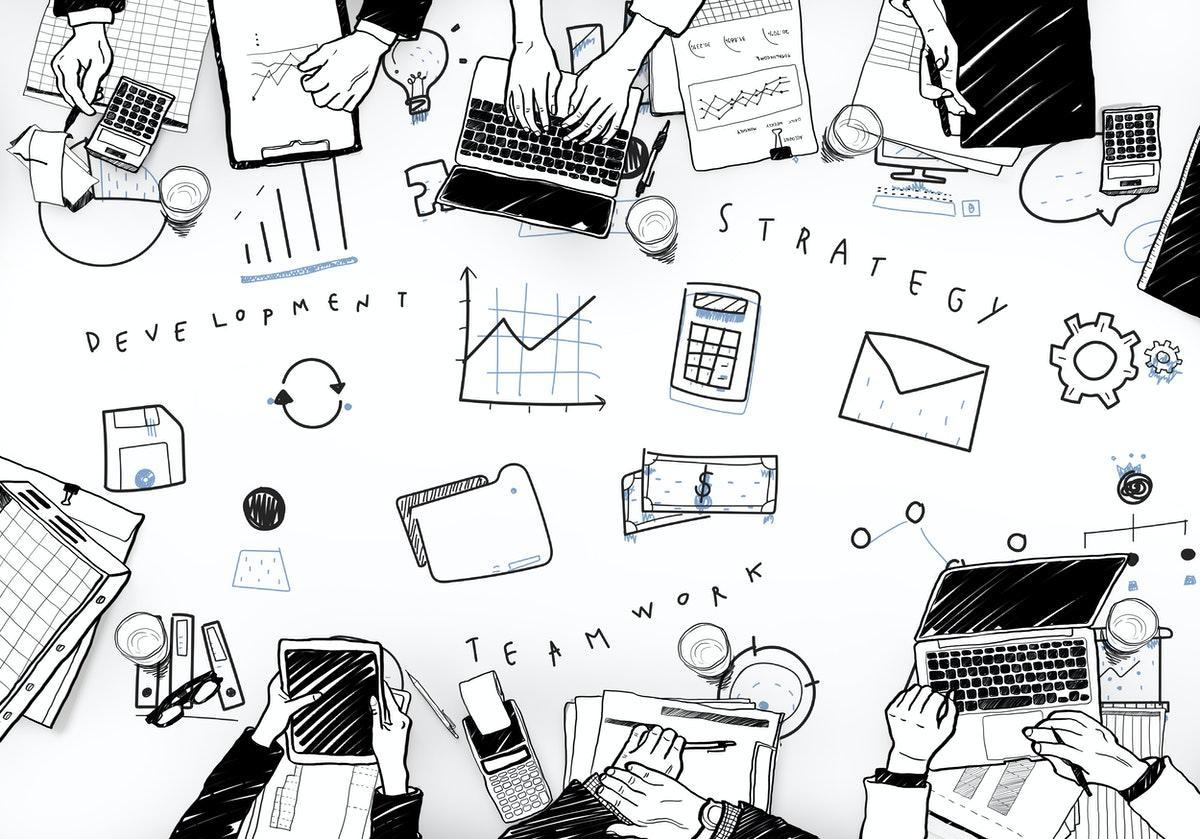 teamwork: freelancers vs. companies
