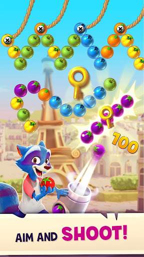 Bubble Island 2 - Pop Shooter & Puzzle Game- screenshot thumbnail