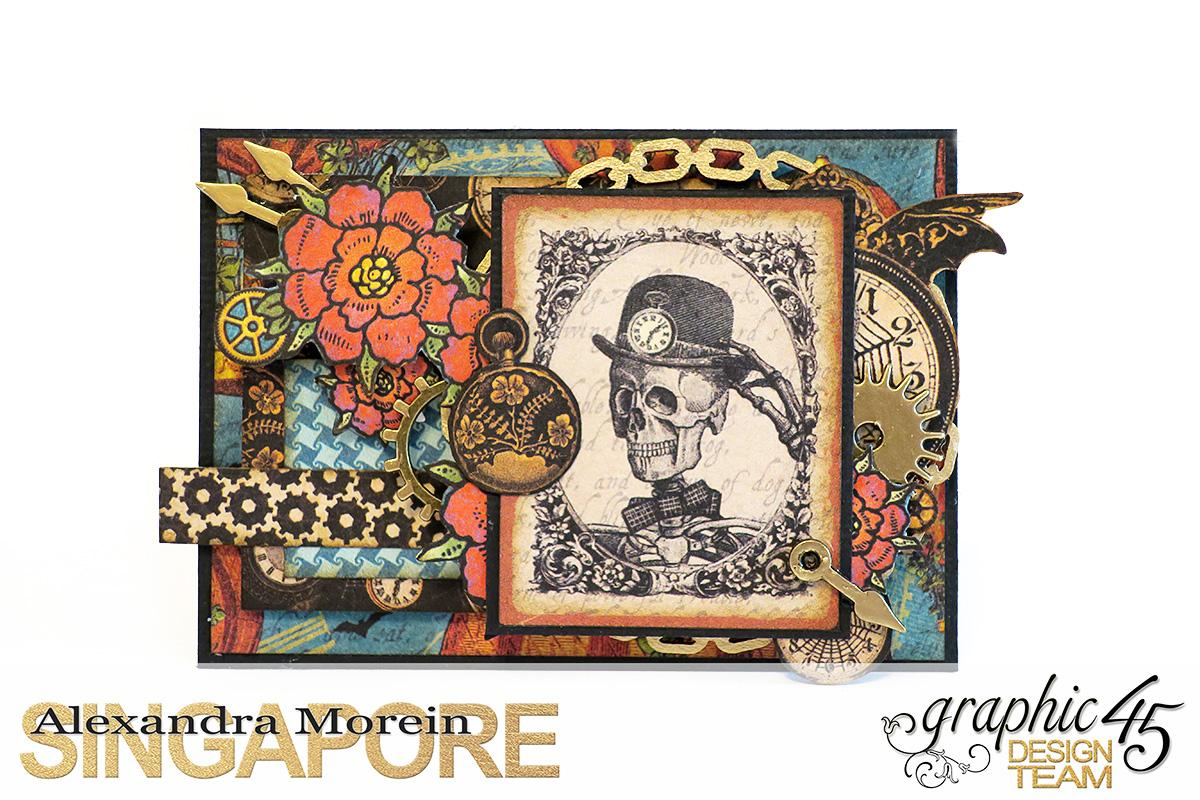 Steampunk Spells Artist Trading Cards, Project by Alexandra Morein, Product by Graphic 45, Photo 7.jpg