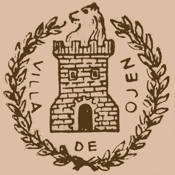 Antiguo escudo de Ojén