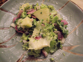 green apple salad