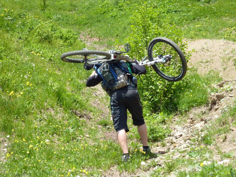 Photo of  Enduro Torgon - Col de Verne - Tannay - Bouveret - Vionnaz