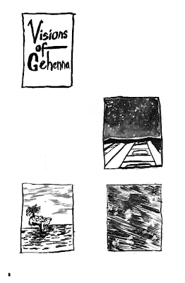Visions of Gehenna in Dodo Comics #1