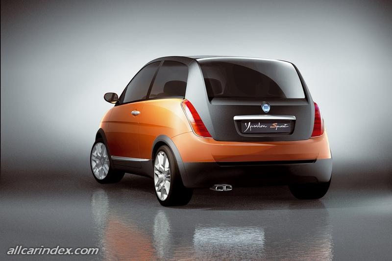 Lancia Ypsilon Sport Concept