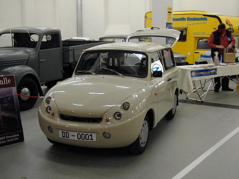 All Model Car >> Colani - Trabant