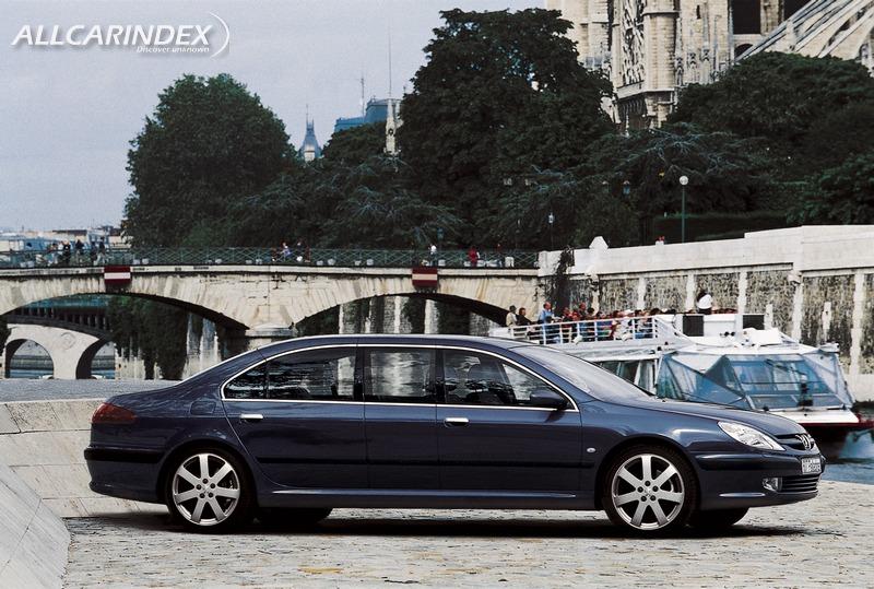 Peugeot - 607 Paladine