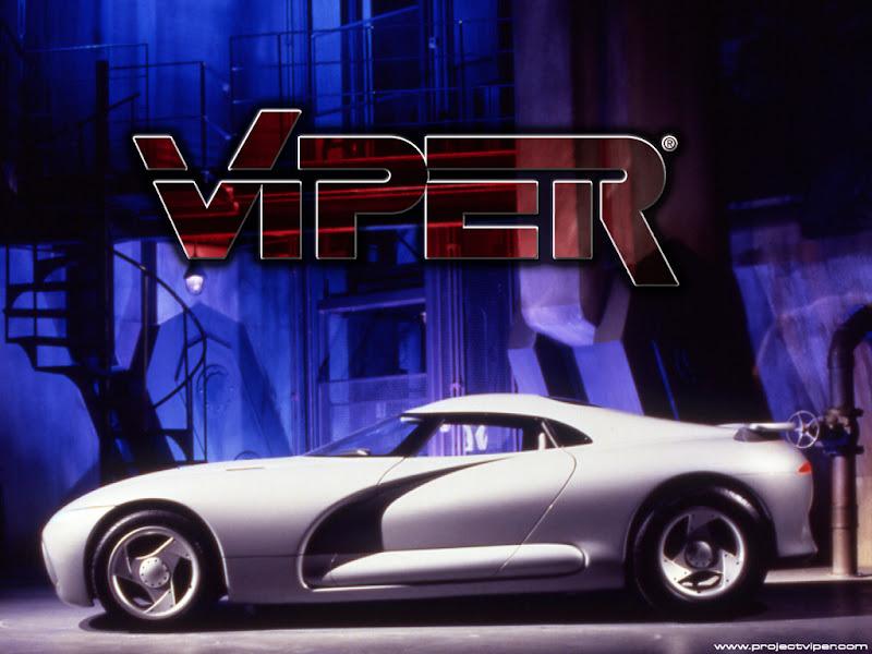 Dodge 1 Viper Defender