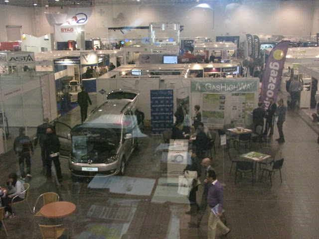 CNG LNG LPG GasShow 2011