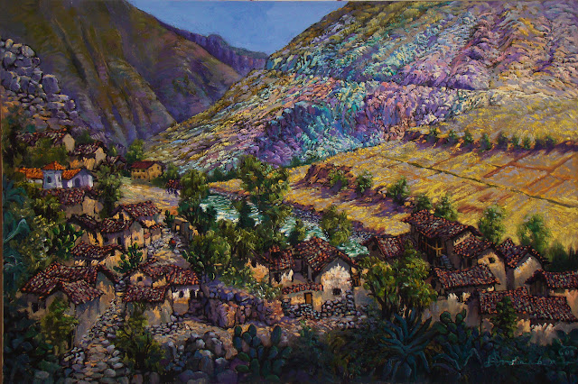 artista pintor cusco