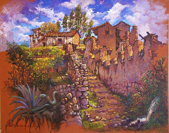paisajes del cusco