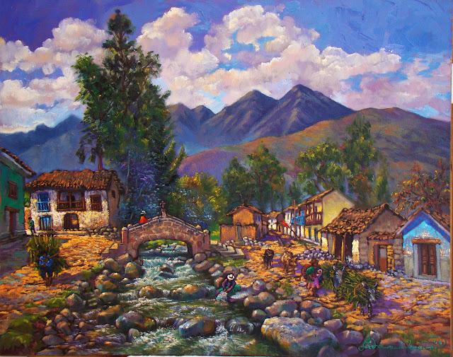 paisajes andinos
