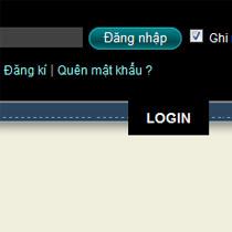 blogger login form