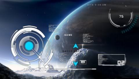 Download The CyberTech PSP Theme