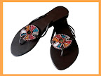 Bead Sandals 002
