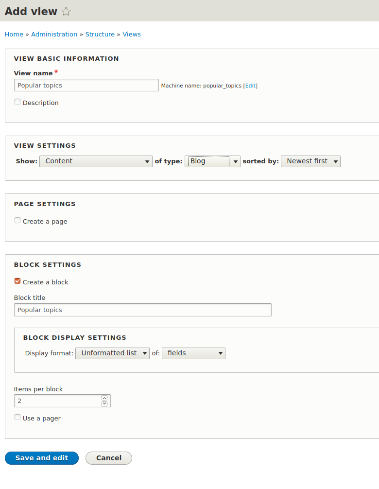 How to Use the Menu Item Extras Module for Drupal 8