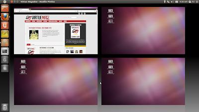 Unity - Ubuntu Natty