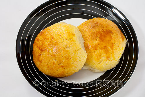 Chinese Pineapple Bun Recipe