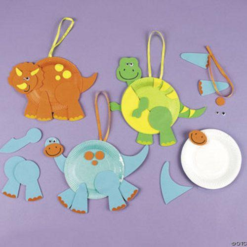 Mascaras de dinosaurios en foami - Imagui