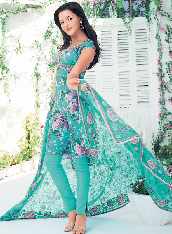 Embroidered Chiffon Summer Collection 2011 by Gul Ahmed