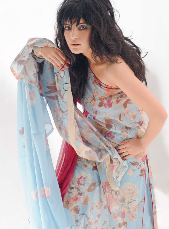 Gul Ahmed Summer Collection 2011 (Swiss Voile)