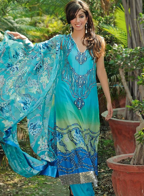 Gul Ahmed Summer Collection 2011 (Regalia)