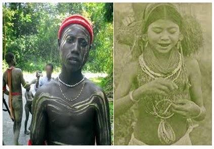 Traditional Costumes Of Andaman & Nicobar