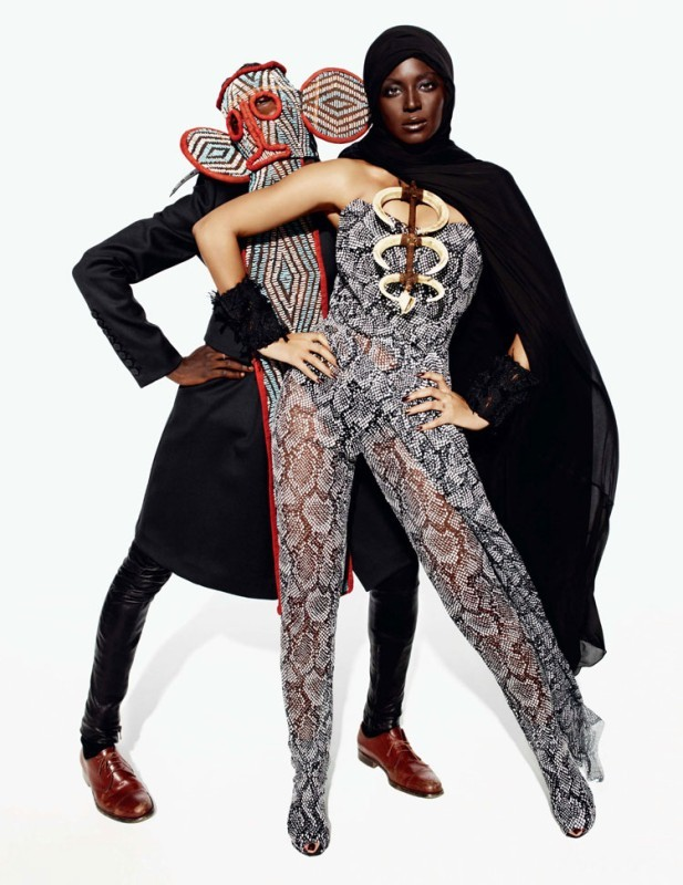 L'OFFICIEL [2011] - Page 4 Beyonce-Fashiontography-7