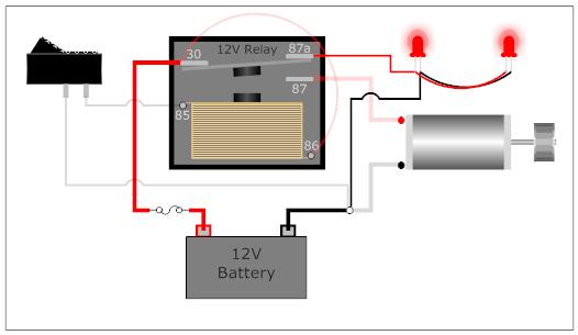 Relays ModifiedPowerWheelscom