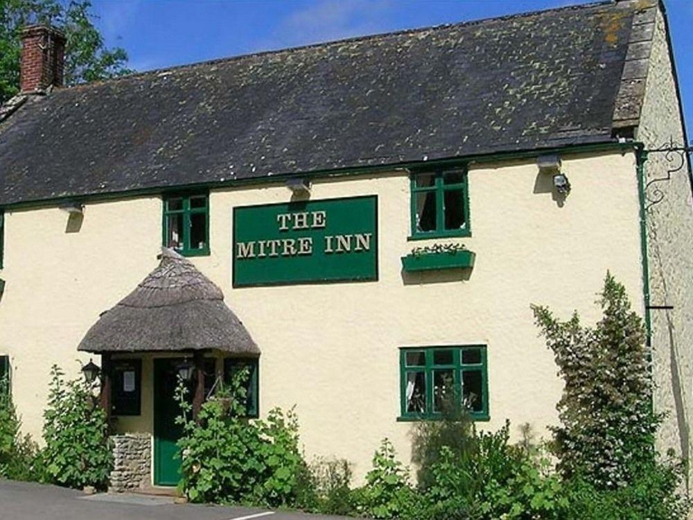 Image result for The Mitre Inn Dorset