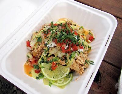 Gaufre Gourmet Food Cart