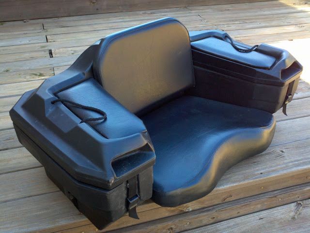 Honda Atv Seat Covers : Honda rancher atv seat covers car interior design