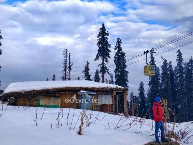 Gulmarg Kashmir Solo Traveling in India
