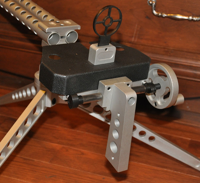 Ruger 10 22 Gatling Gun Kit With Tripod Twin 10 22 Cranking Action The Outdoors Trader